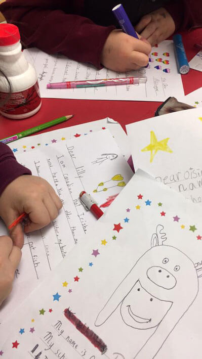Activities at Mullingar Montessori and The Den After School Club
